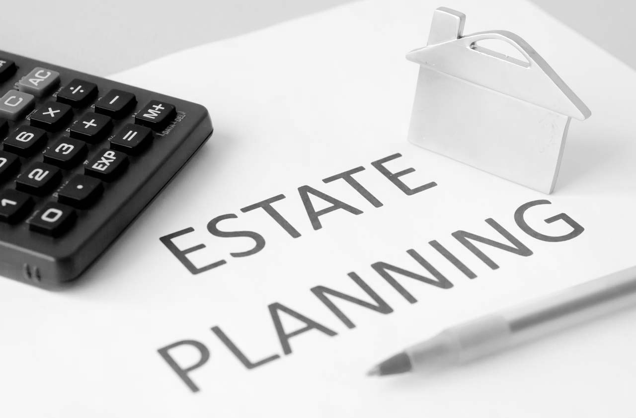 Estate planning is less overwhelming if you break it into four areas of focus.